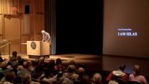 Yusef Komunyakaa reads 'I Am Silas'
