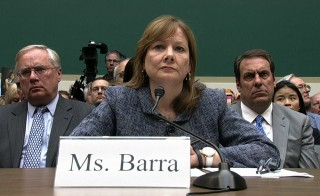 General Motors CEO Mary Barra answered questions before a House subcommittee about her knowledge of a faulty ignition switch installed in 2.6 million cars.