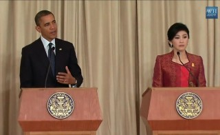 Obama Asia visit