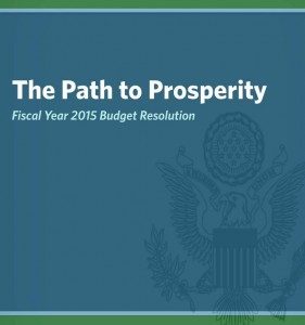 "Read the House Budget Committee's full report, ""The Path to Prosperity:  Fiscal Year 2015 Budget Resolution"""