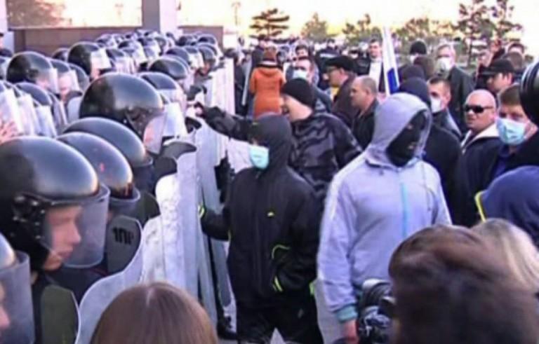 Ukraine unrest