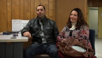 Couple at Volunteer Income Tax Assistance Program