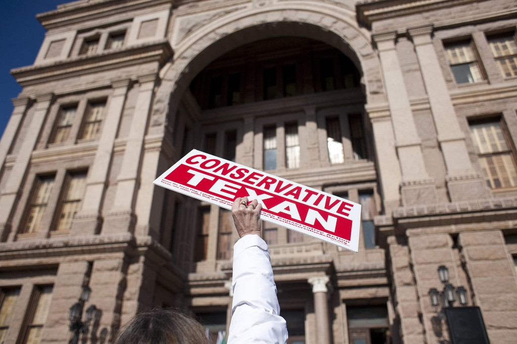 Is the tea party still alive and well in Texas? The state's primary ...