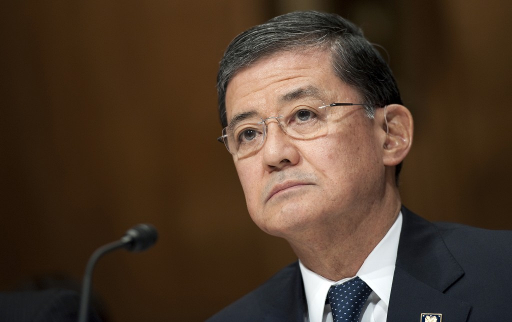 VA Secretary Eric Shinseki is among the witnesses who will testify before the Senate Veterans Affairs Committee Thursday. Photo By Chris Maddaloni/CQ Roll Call