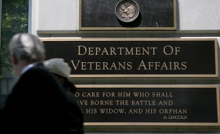 U.S. Department of Veterans Affairs headquarters in Washington, D.C. Photo by Andrew Harrer/Bloomberg via Getty Images