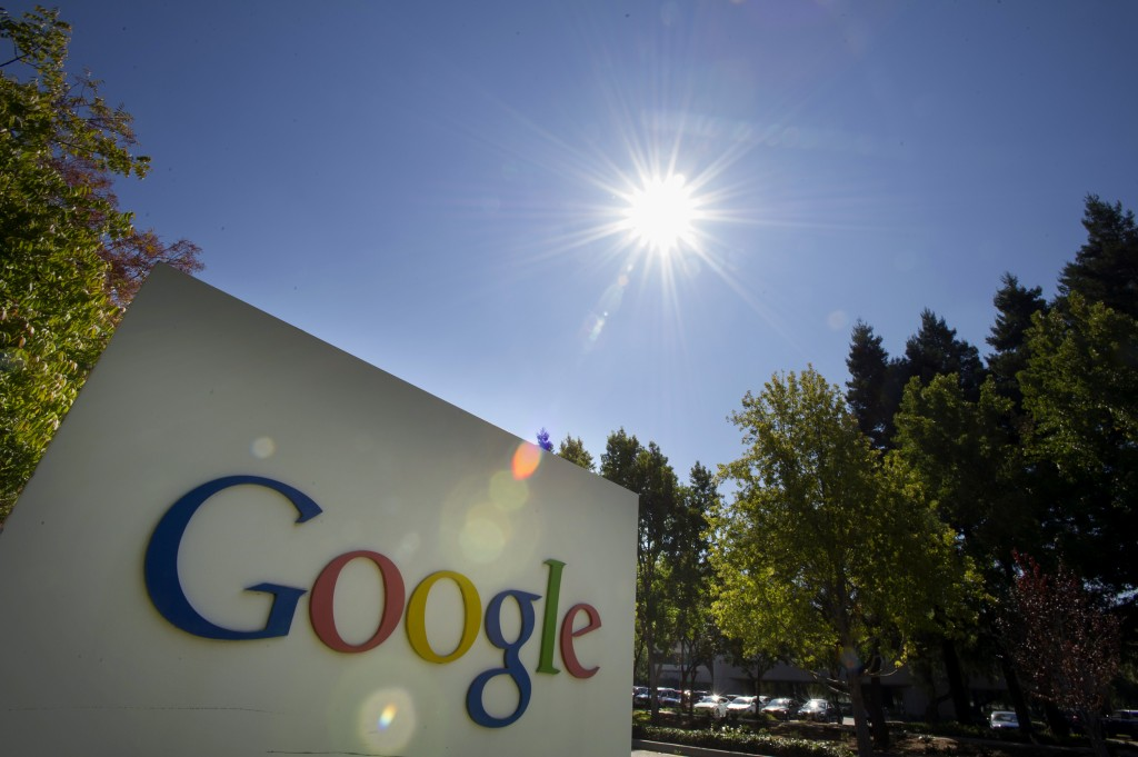 Most technology companies have guarded their hiring information but on Wednesday Google released its data for the first time. Photo by David Paul Morris/Bloomberg/Getty Images