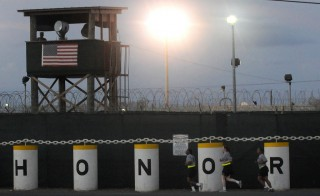 The White House is considering what rights Guantanamo Bay detainees would have if brought onto U.S. soil. Photo by Joshua Nistas/U.S. Navy