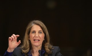 Senate Health Committee Holds Confirmation Hearing For Sylvia Burwell To Lead The Health And Human Services Dept.