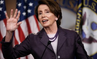 Earlier in May, House Democrats had considered boycotting an eighth special investigation into the deadly 2012 attacks on a U.S. consulate in Benghazi. But now they say they will play ball, and Nancy Pelosi will be one of five Dems on the 12-member panel. Photo by Win McNamee/Getty Images