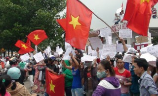 VIETNAM-CHINA-PROTEST