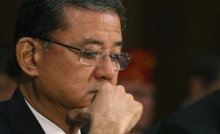 Veterans Affairs Secretary Eric Shinseki. Photo by Mark Wilson/Getty Images
