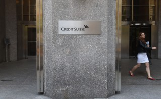 US-SWITZERLAND-FINANCE-BANKING-CREDIT SUISSE