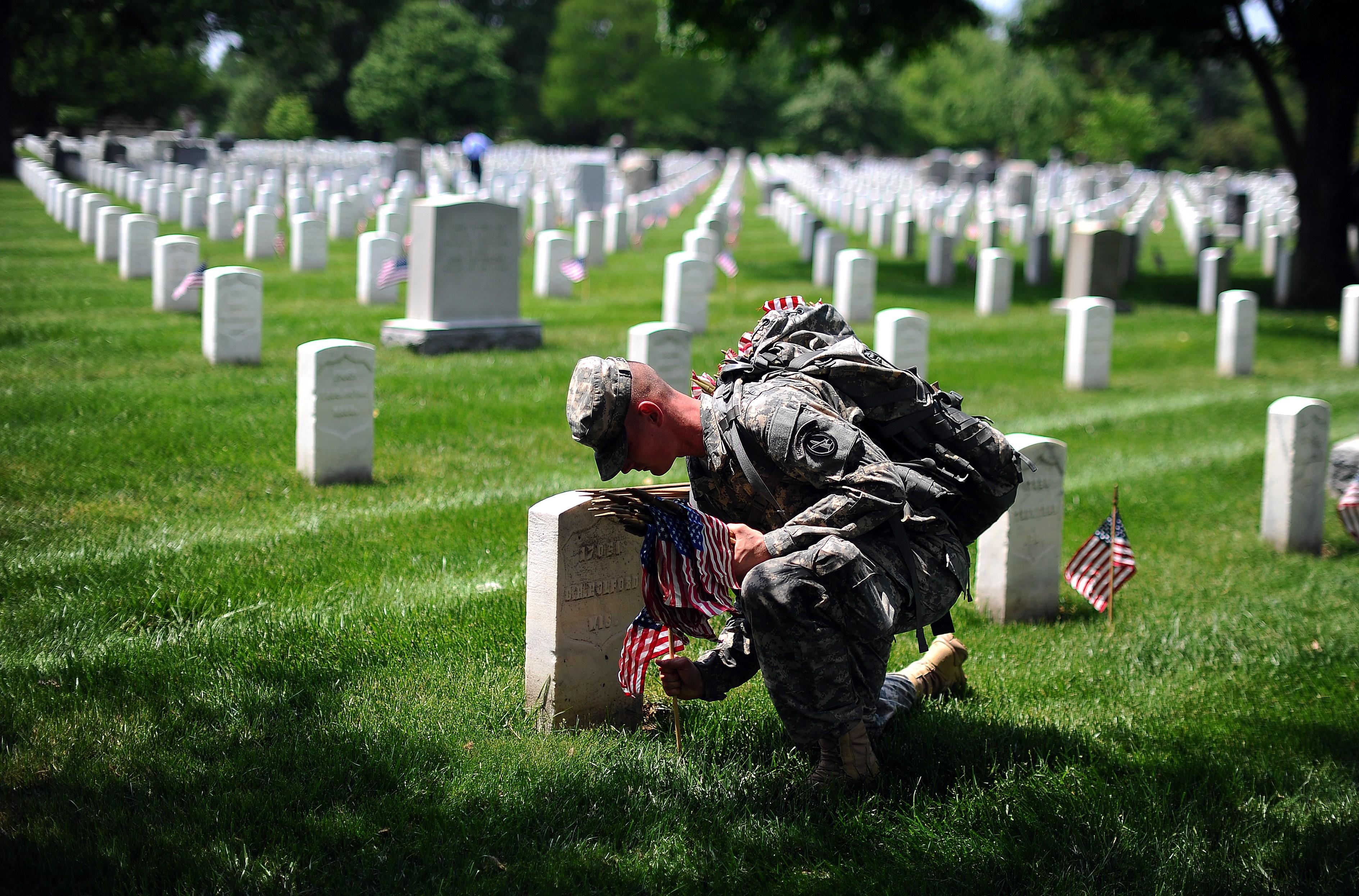 a soldier s sacrifice essays