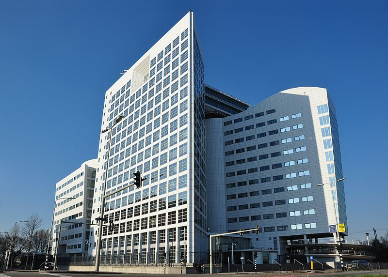The International Criminal Court in the Hague, Netherlands. Photo by Vincent van Zeijst.
