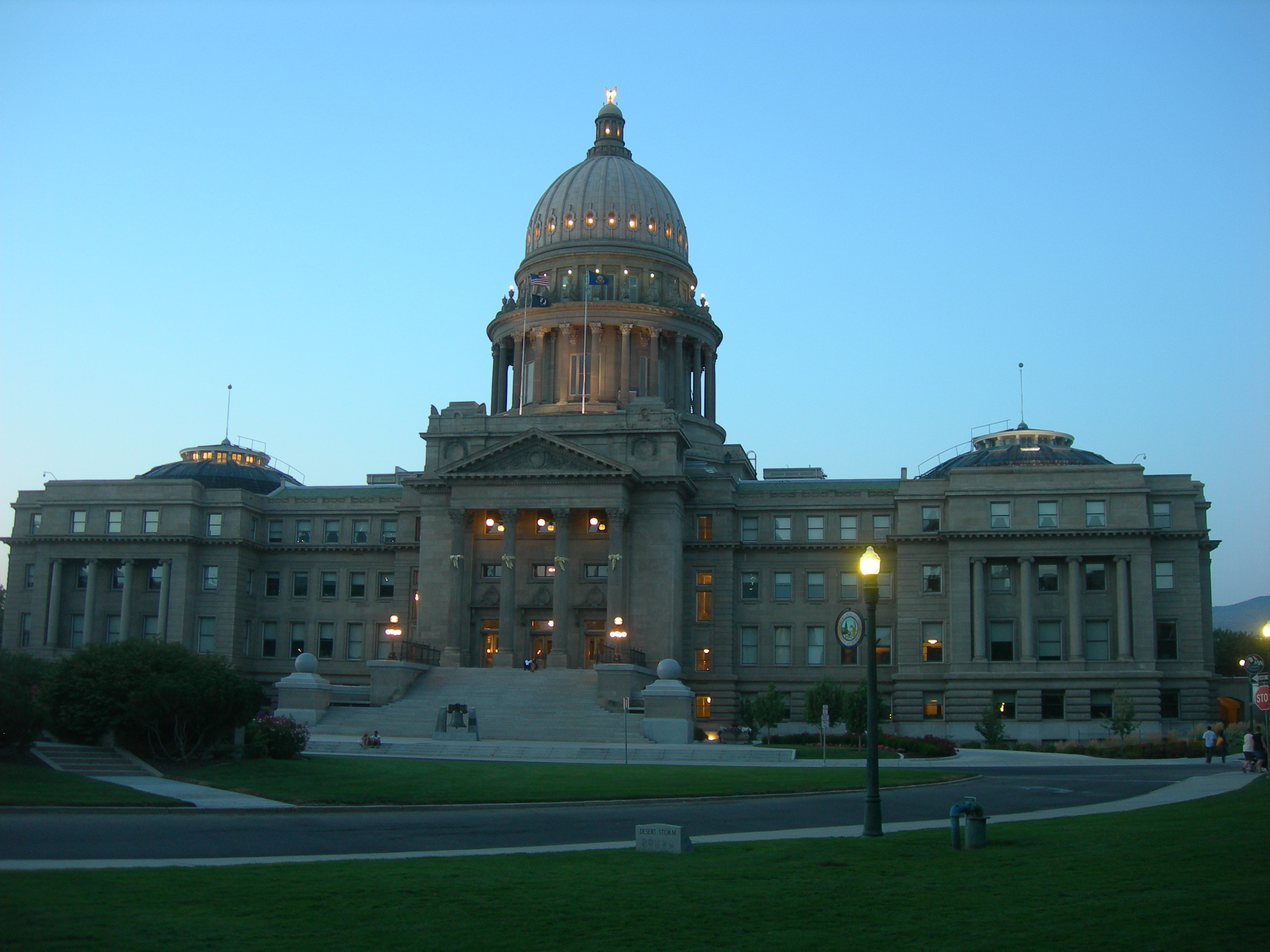 Idaho State Capitol in Boise, Idaho. Photo by Flickr user Jimmy Emerson, DVM