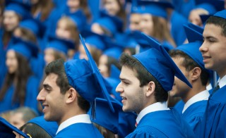 Twenty percent of students leave high school without graduating according to a report released today from GradNation, a campaign of America's Promise Alliance. But why? Photo by Flickr user Milken Community Schools