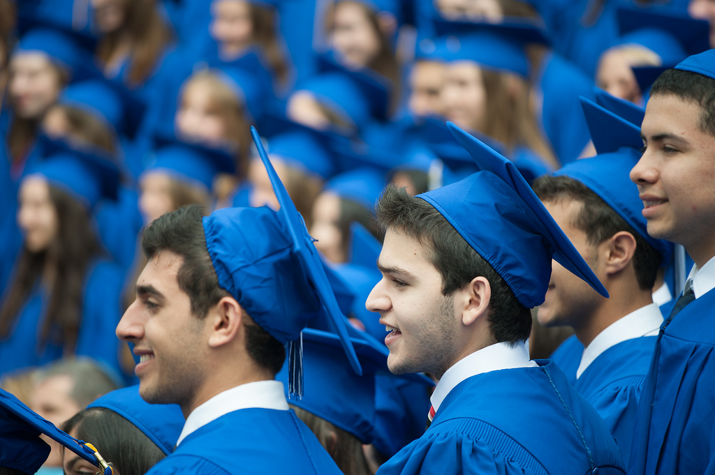 Why aren't high school students graduating? New report sheds light