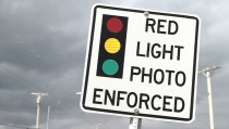 Red light camera notice