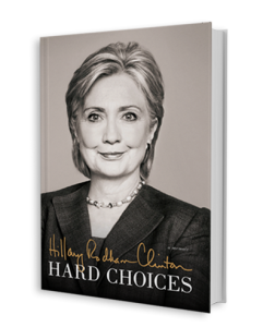 """Hard Choices"" by Hillary Clinton"