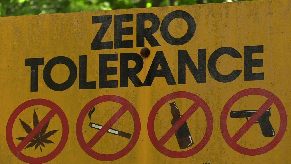 zero tolerance campus carry still