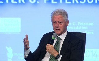 Bill Clinton on Benghazi