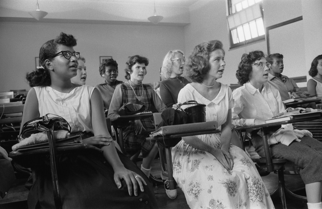 essays on segregation in schools