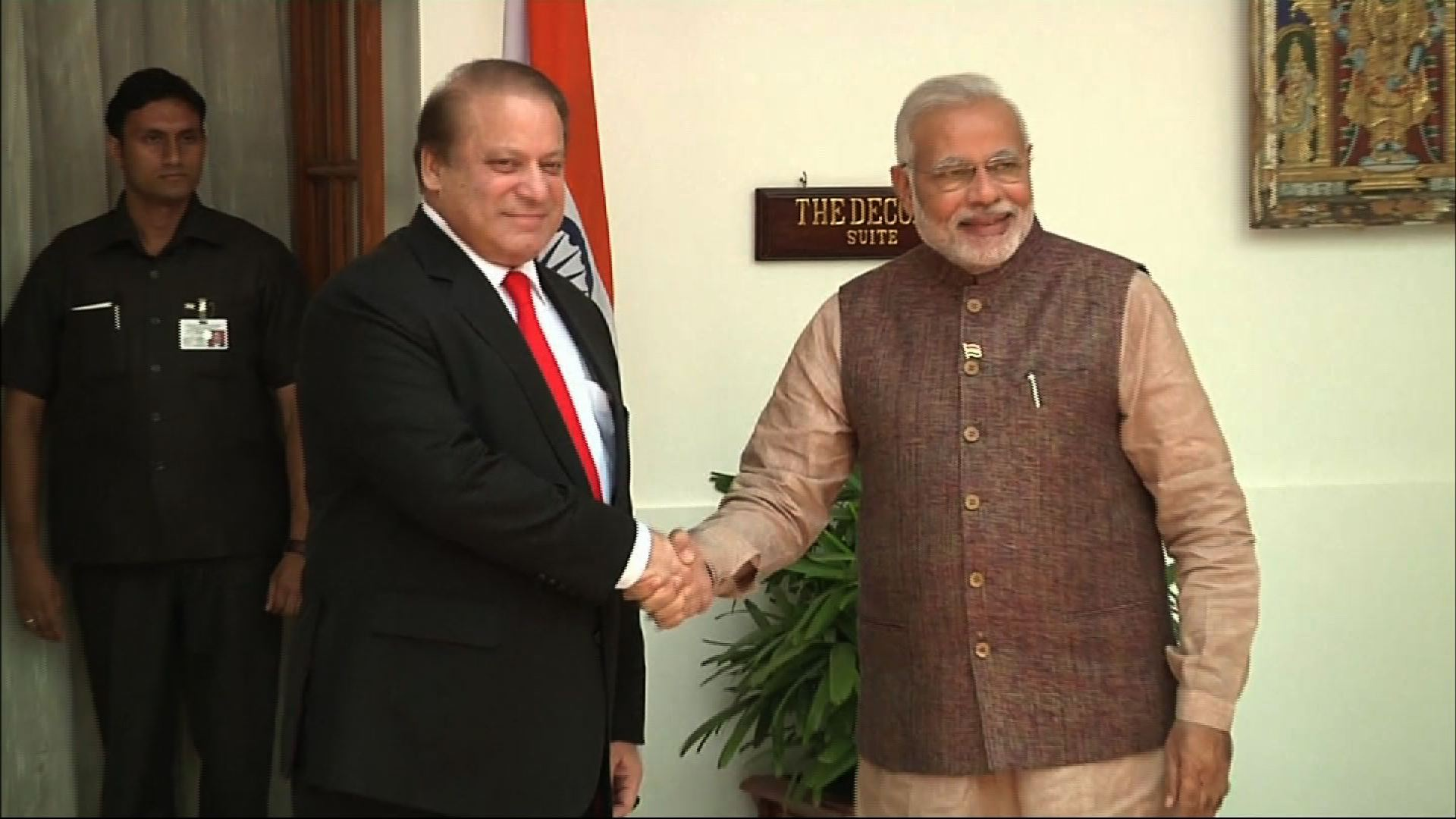 essay on relationship between india and pakistan
