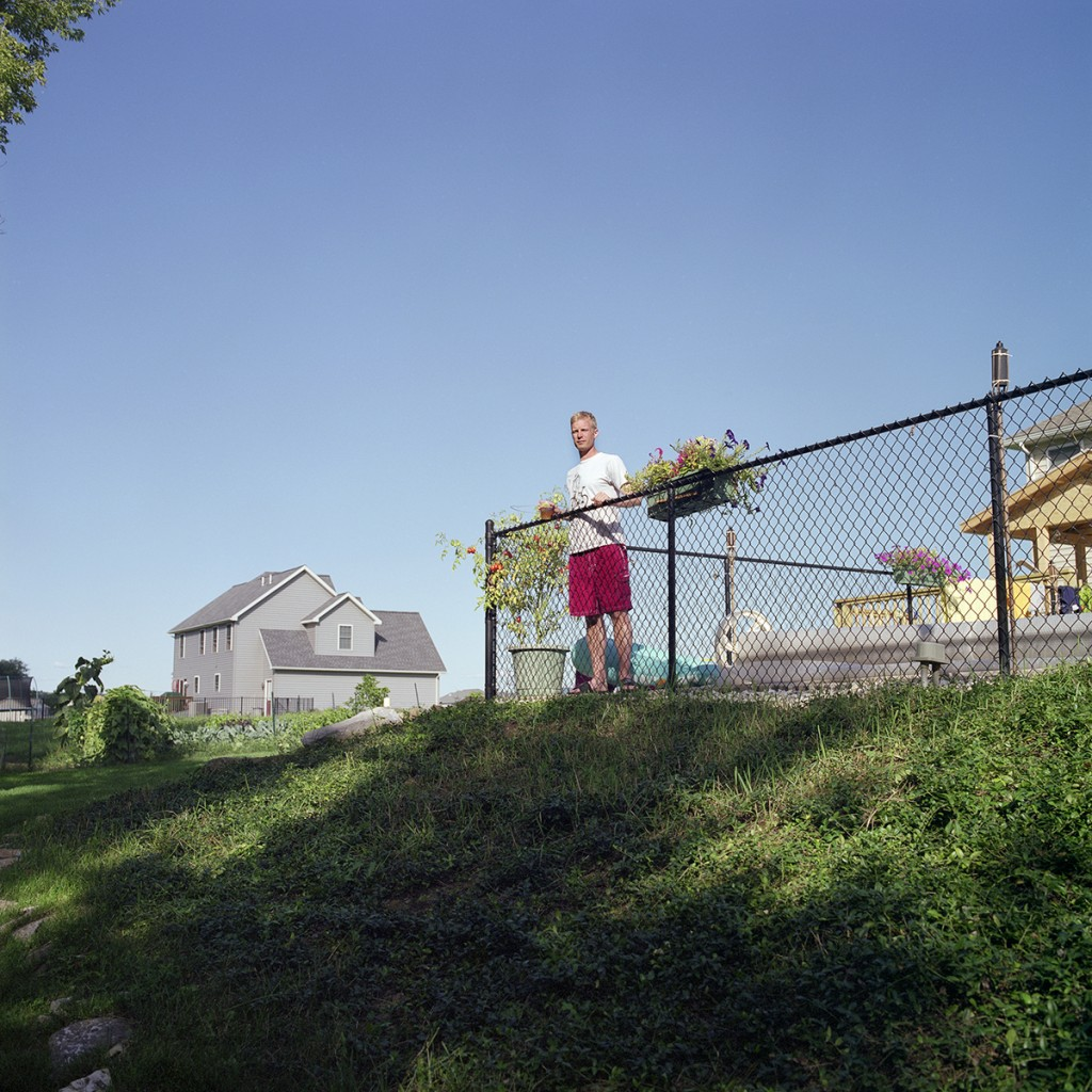 JR, Bellafonte, PA (2012). Photo by Myra Greene