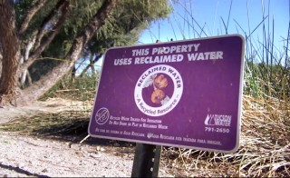 The city of Tucson, Arizona expects to run out of drinkable water by 2030. Civil engineers are working on recycling waste water to make it last.