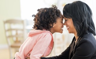Maintaining the perfect work-life balance can be difficult, but according to a new survey, some states make it easier to be a working mom. Photo by Getty Images