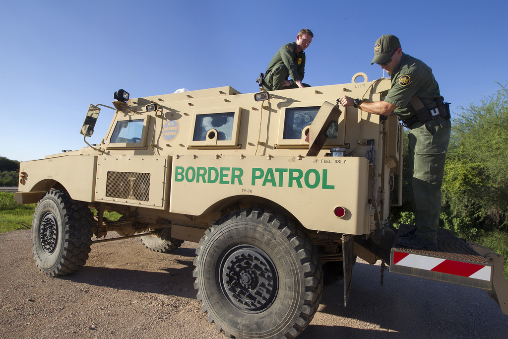 Photo by U.S. Customs and Border Protection