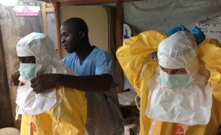 European Commission's Humanitarian Aid and Civil Protection department (ECHO) supports MSF, WHO and IFRC in their efforts to contain the epidemic.