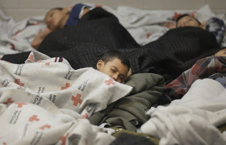 A bipartisan bill is expected to be introduced this week that will expedite the court process for determining whether an unaccompanied Central American child migrant would be allowed to stay in the U.S. Photo by Eric Gay-Pool/Getty Images