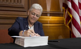 EPA Administrator Gina McCarthy Makes Clean Air Act Announcement