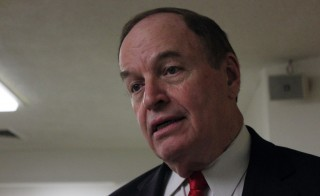 Sen. Richard Shelby is among the many senators who voted to wage war in Iraq in 2001, but are now wary renewed military action.  Photo by Medill DC