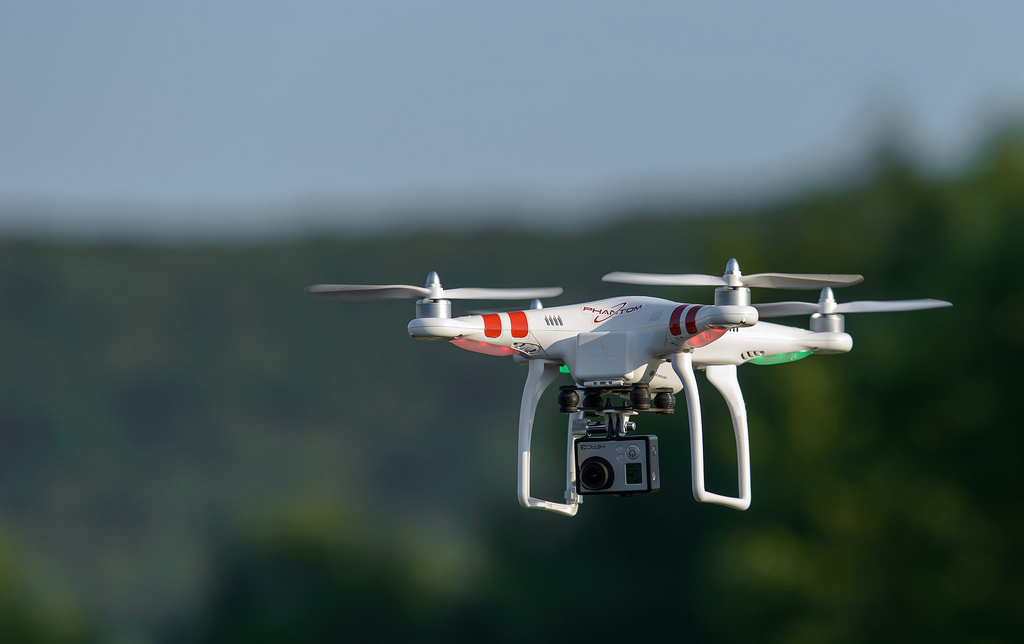 Drones in national parks are a safety hazard and nuisance to visitors and wildlife, said Jonathan Jarvis, the park service's director. Photo by Flickr user Frank D'Amato