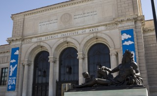 Since Detroit filed for bankruptcy in July 2013, creditors have had the Detroit Institute of Arts' multi-million dollar collection in its sights. Photo by the DIA