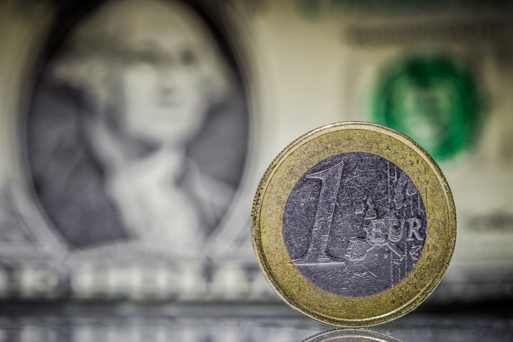 The European Central Bank announced they'd charge banks a negative interest rate to deposit their excess reserves at the central bank last Thursday. Photo by Flickr user Skley.