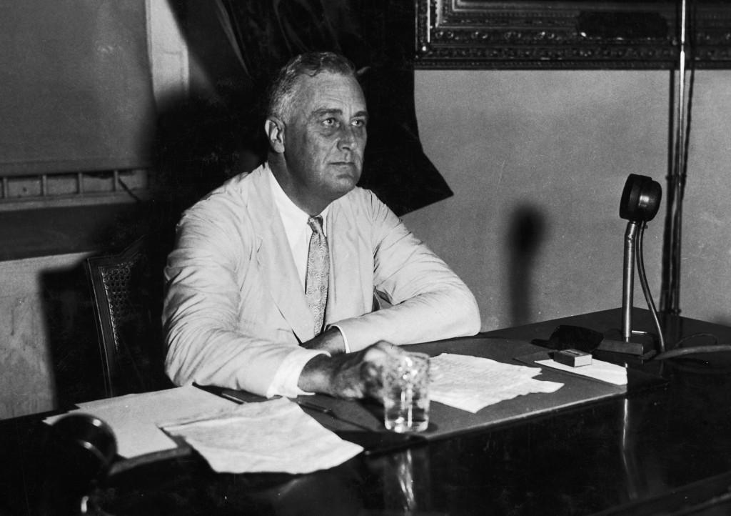 Franklin D. Roosevelt issued 3,721 executive orders in his 12 years in office.