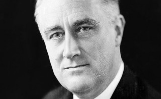 FDR in 1933 square