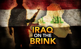 IRAQ ON THE BRINK monitor iraq