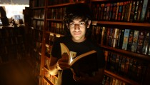 Aaron Swartz. Photo courtesy Noah Berger