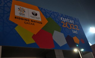 Support for Qatar's hosting of the 2022 World Cup has been dwindling amid allegations of bribery and appalling labor conditions. Photo by Flickr user Aslan Media
