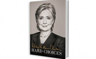 Hillary Clinton book horizontal
