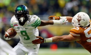 Valero Alamo Bowl - Oregon v Texas
