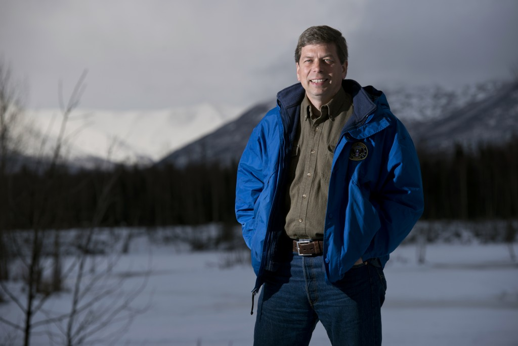 Democratic Alaska Senator Mark Begich's re-election campaign is one to watch. Photo by Marc Lester for The Washington Post via Getty Images