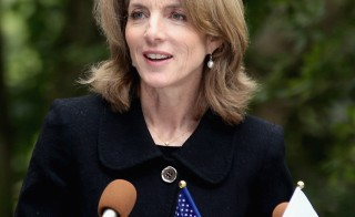 U.S. Ambassador to Japan Caroline Kennedy. Photo by The Asahi Shimbun via Getty Images