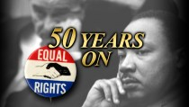 50 years on  CIVIL RIGHTS monitor