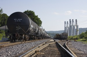 Rail tank cars will soon be updated, according to a new set of rules proposed by federal government. Photo by Flickr user woodleywonderworks