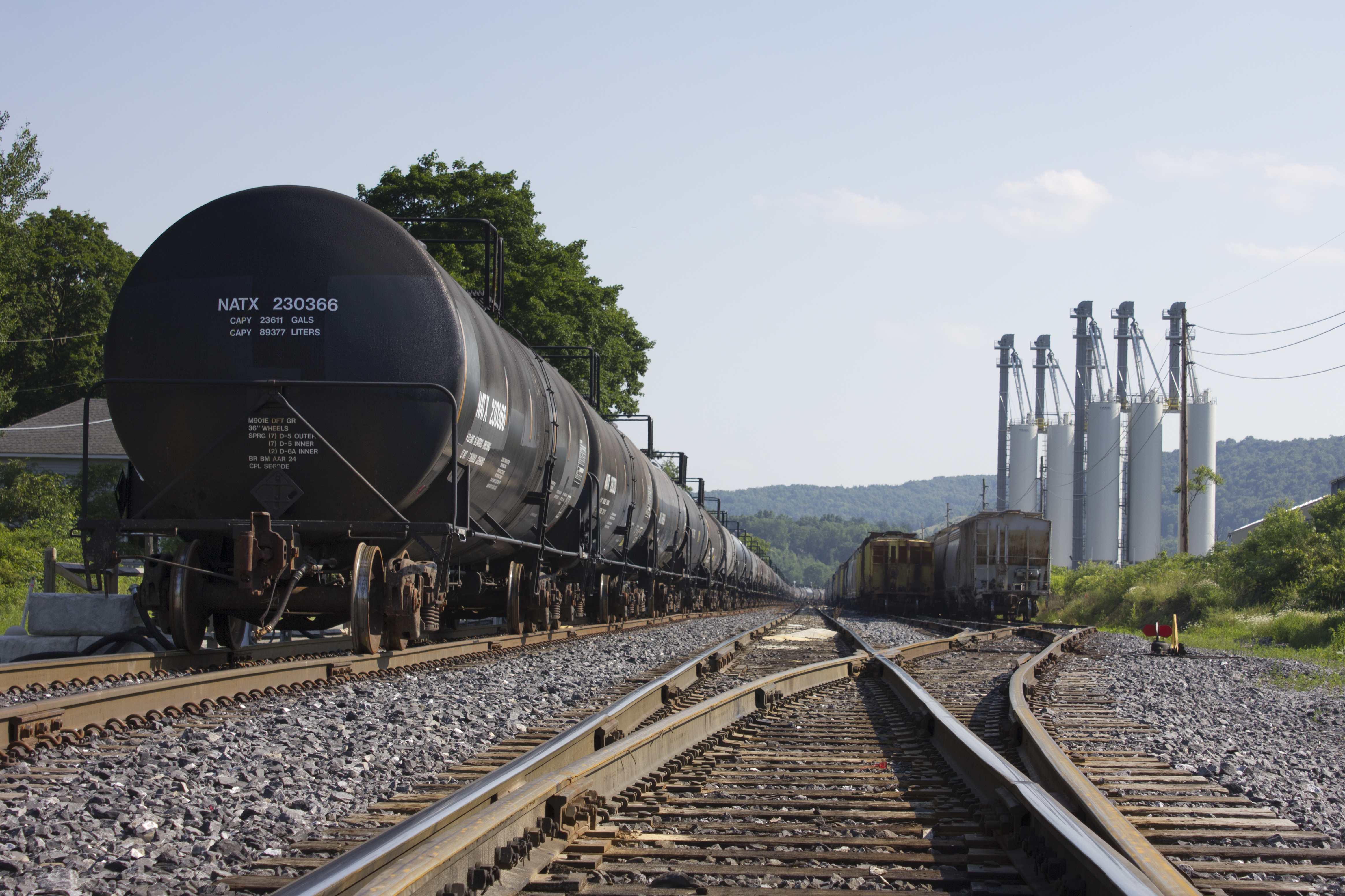 Are tighter rules for crude oil trains chugging along too slowly?